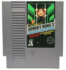 Donkey Kong 3 NM Cartridge NES Nintendo Entertainment System Video Game