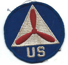 WWII  Civil Air Patrol On Twill Patch