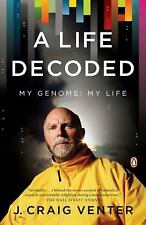NEW - A Life Decoded: My Genome: My Life by Venter, J. Craig