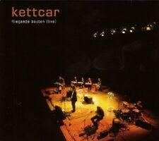 KETTCAR - FLIEGENDE BAUTEN (LIVE)  CD NEU