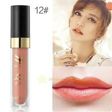 Women Waterproof Matte liquid lipstick Long Lasting lip gloss Lipstick Beauty
