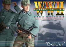 Dragon 1/6 WW II German BALDUR blindato da ricognizione Trooper PANZER
