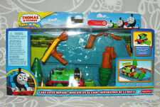 NEW Thomas & Friends Take-n-Play Lake Levee Repair Percy Train Set Toy