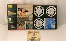 Vintage Talking View-Master MIGHTY MOUSE