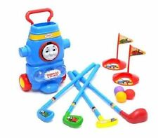 NEW THOMAS THE TANK & FRIENDS TOY GOLF SET FOR KIDS GIFT PRETEND OUTDOOR PLAY