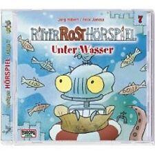 """RITTER ROST """"07/UNTER WASSER"""" CD NEU"""