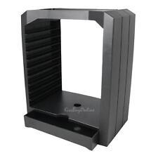 Multifunctional Games Shelf Organizer Blu Ray Storage Tower for Xbox One PS4