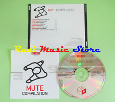 CD MUTE COMPILATION compilation PROMO 2004 DAVE GAHAN CLIENT LIARS (C39) no mc