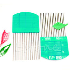 Fashion Paper Quilling Comb Tool Paper Craft Tool Creat Loops Accessory Supply