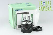 Voigtlander Nokton Classic S.C 40mm F/1.4 Lens for Leica M With Box #10199F2
