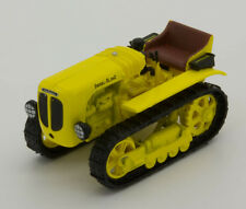 Lamborghini DL 30C TRACTOR 1:43 scale model on a display plinth (removable)