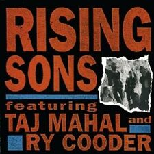 Rising Sons Featuring Taj Mahal & Ry Cooder [5099747286520] New CD