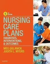 Nursing Care Plans : Diagnoses, Interventions, and Outcomes by Judith L....