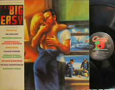 Big Easy  (Soundtrack) (Antilles 7087) ('87) (New Orleans music!)