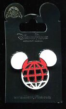 Japan Flag Mickey Lattice Icon Disney Pin