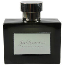 Private Affairs by Baldessarini for Men EDT Cologne Spray 3 oz.Unboxed (Slightly