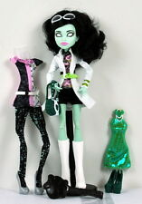 New Monster High i Love Fashion Doll SCARAH SCREAMS w/ doll stand & 3 outfits