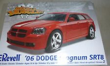 REVELL 2006 DODGE MAGNUM STATION WAGON SRT8 MODEL CAR MOUNTAIN 1/25 FS