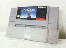 SNES Final Fantasy Mystic Quest, Super Nintendo
