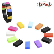 Fitbit ALTA /Fitbit Flex Security Band Clasp Ring Loop Fastener 10 Pack DS UK