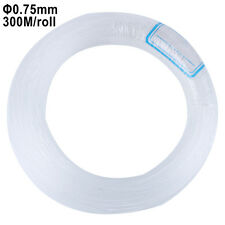 0.75mm 300M/roll PMMA plastic end glow fiber optic cable for all kind led light