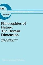 Philosophies of Nature: The Human Dimension