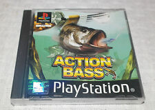 PS1/PS2 Sony Playstation Game Action Bass (PS)