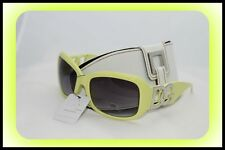 D.G SUNGLASSES NEW STYLE HOLIDAY 2013 FASHION GREEN CELEBRITY DG + WHITE CASE#11
