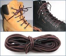 Brown 150cm Timberland Hiking Trekking Shoe Work Boot Laces Trek Hike 6/7 Eyelet