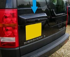 Land Rover Discovery 3 Tailgate Handle Cover Java Black LR3