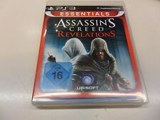 PlayStation 3 PS 3  Assassin's Creed - Revelations