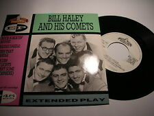 BILL HALEY & COMETS - ROCK-A-BEATIN'BOOGIE/RAZZLE DAZZLE/BURN THAT CANDLE/DIM D
