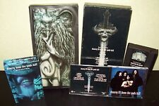 1992 Danzig III How The Gods Kill Box Set CD VHS Tape H.R. Giger Alien misfits 3
