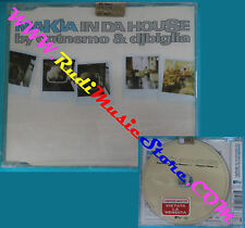 CD Singolo Cpt.Nemo & Dj Biglia Makia In Da House 724355116826 PROMO SEALED(S27)