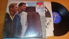 The Righteous Brothers Go Ahead and Cry LP Shrink Wrap Verve Vinyl Record