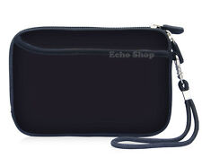 "Neoprene Case Pouch For 2.5"" TOSHIBA External Portable Hard Drive"