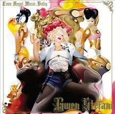 Love.Angel.Music.Baby. by Gwen Stefani (Vinyl, Nov-2004, Interscope (USA))