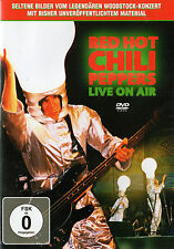 Red Hot Chili Peppers ( Alternative Rock / Crossover ) u.a Give it Away DVD NEU