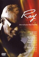DVD - GENIUS : A NIGHT FOR RAY CHARLES -D13