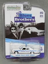 Greenlight Chicago Police Dodge Monaco - The Blues Brothers - Hollywood Hits