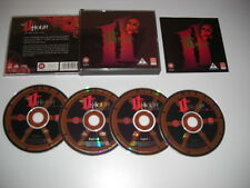 THE 11th HOUR - Sequel to The 7th Guest  Pc Cd Rom Fat Case - FAST DISPATCH