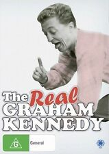 THE REAL GRAHAM KENNEDY DVD BRAND NEW SEALED
