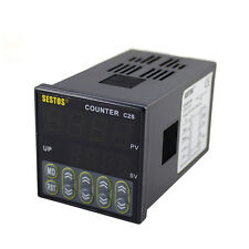 DIN Digital Counter 4 Digital Counter 110-220V AC
