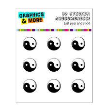 Yin Yang - Home Button Stickers Fit Apple iPhone 3G 3GS 4 4S 5