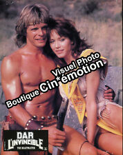 8 Photos Cinéma 21x27cm (1982) DAR L'INVINCIBLE - THE BEASTMASTER Singer TBE