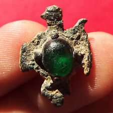 ANCIENT EAGLE RELIC MEDIEVAL ARTIFACT OLD ANTIQUE DIVINITY SYMBOL PENDANT FOUND