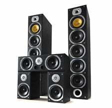 BENG 5.1 HOME THEATRE SYSTEM V9B-BL SCHWARZ BLACK L-V9B-BL Surround  - 1 SET