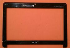 LCD Screen Bezel Front Trim Cover marco pantalla Acer Aspire One ZG 8