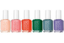 Essie Lounge Lover Collection Summer 2016 Nail Polish Set of 6 Colors