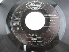 "KEITH 98.6 / The Teeny Bopper Song  7"" Record 45 72639  James Bazza Barry Keefer"
